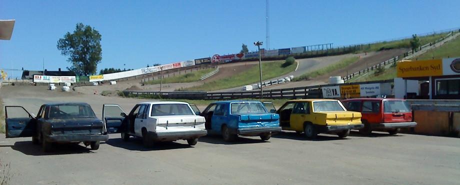 folkrace, present till bilintresserad