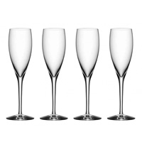 Champagneglas Orrefors 4-pack